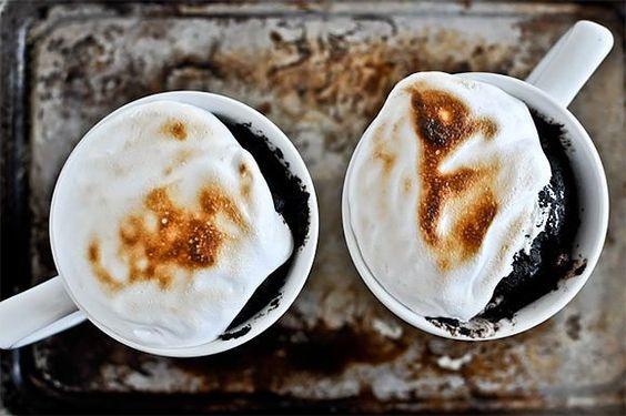 8 Yummy Five Minute Mug Cake Recipes, #Cake, #Cakes, #Chocolate, #Fudge, #Yummy