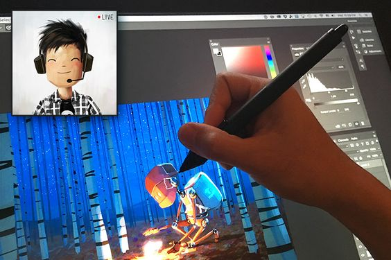 Goro Fujita is creating Art - Step by Steps - Prints   Patreon