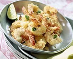 Photo de Crevettes panées à la noix de coco : http://www.cuisineaz.com/recettes/crevettes-panees-a-la-noix-de-coco-6079.aspx