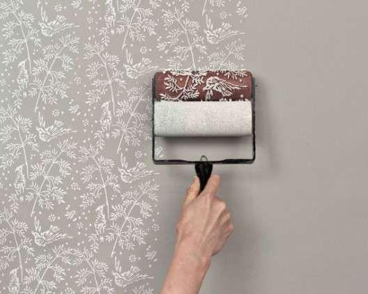 Clare Bosanquet Offers a Fun Alternative to Wallpaper #design #creativity trendhunter.com