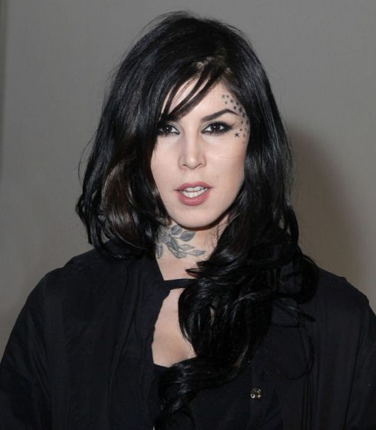 """Upping the ante on her already cruelty-free and largely vegan makeup line, Kat Von D announced this week that she'll be reformulating her entire product collection to be fully free of animal products. """"It wasn't until last year that I was like, 'What the f*** am I waiting for?'"""" the tattoo artist, reality-TV celeb, and cosmetics entrepreneur told the vegan magazine Laika of her decision. """"I have a platform, and this, to me, is the No. 1 most important issue on this planet."""" #vegan"""