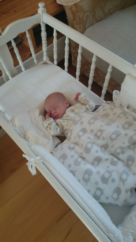 Sorry I know it's annoying I sleep in the cot at Nanny's