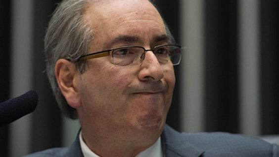 Eduardo Cunha orquestó el golpe parlamentario contra Dilma Rousseff | Foto: Correo del Orinoco  http://www.telesurtv.net/news/Destituyen-en-Brasil-al-arquitecto-de-juicio-contra-Rousseff-20160912-0053.html