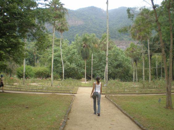 Jardim Botânico do Rio de Janeiro, em 2007.