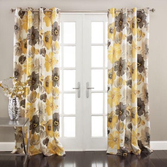 Leah Curtain Panel