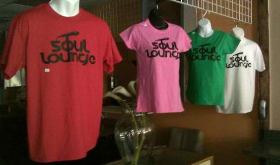 Soul Tees, call 646-481-2508 to order