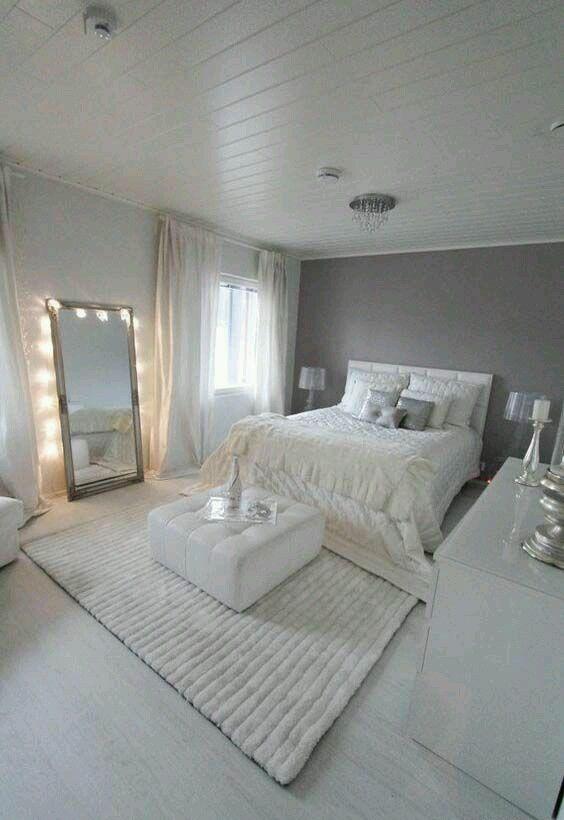 85 Unique Bedroom Design And Decorating Ideas Silver Bedroom