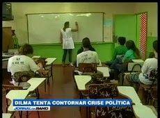 Galdino Saquarema 1ª Página: Dilma fará reunião para encontrar substituto para ministro da educação.