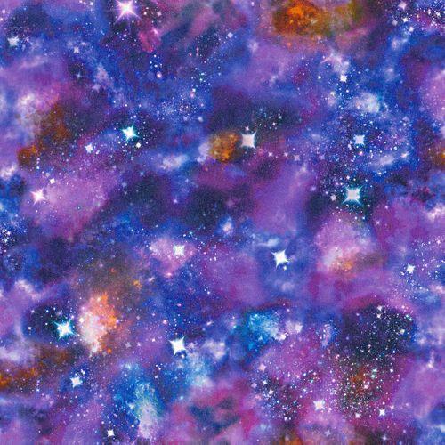 Kid S Wallpaper Space Stars Blue Glitter Rasch 273205 Online Bestellen Purple Galaxy Wallpaper Purple Wallpaper Wallpaper