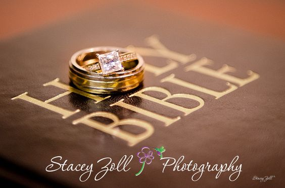 Ring Shot Bible Christian Wedding Stacey Zoll Photography Manhattan Kansas Wedding