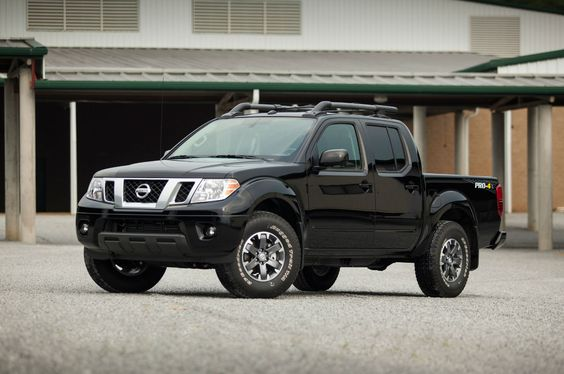 2014 Nissan Frontier Pro 4X