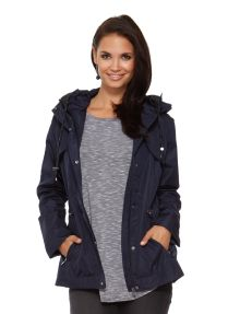 Zest Weekend Hooded Jacket from farmers.co.nz  Nice casual jacket #NewandNow