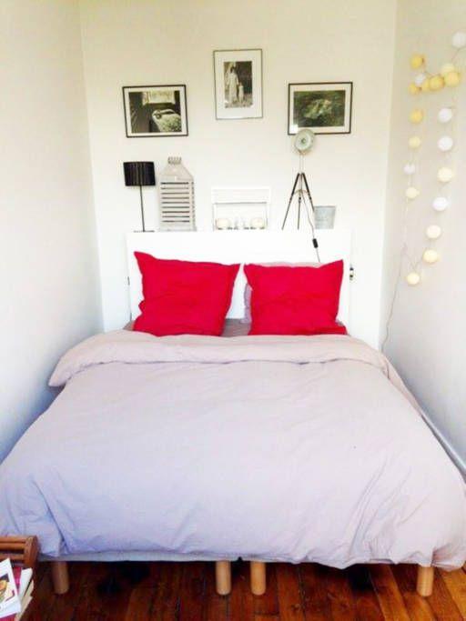 Ganhe uma noite no Perfect bright and calm flat in Paris Eiffel Tower - Apartamentos para Alugar em Paris no Airbnb!