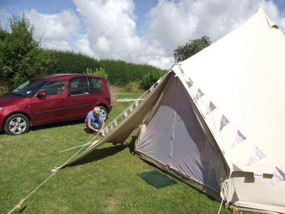 The buying begins..... UKCampsite.co.uk Camping under canvas Forum Messages