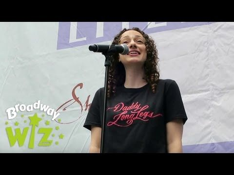 """Megan McGinnis – """"The Secret of Happiness"""" from Daddy Long Legs - YouTube"""