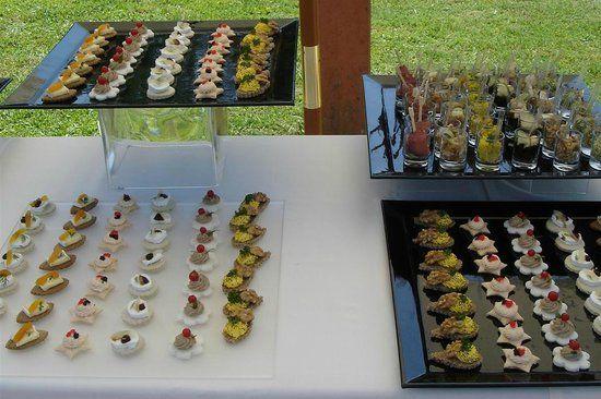 Afbeeldingsresultaat voor fingerfood buffet