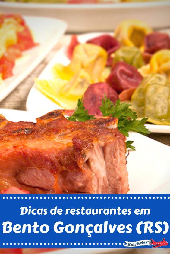 Dicas de Restaurantes em Bento Gonçalves (RS)
