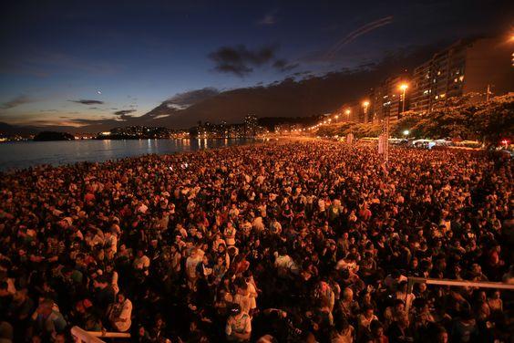 participate in WYD in Rio de Janeiro, Brasil! Oh wait..:)