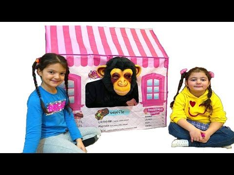 Masal Oyku And Funny Monkey Youtube Entertainment Instagram Kanavice