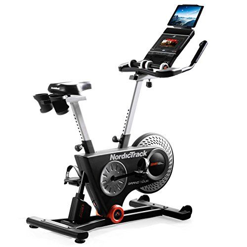 Nordic Track Exercise Bike Grand Tour Nordictrack Biking Workout