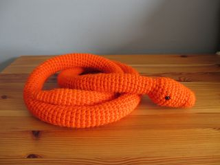 Snake Cushion Knitting Pattern : Pinterest   The world s catalog of ideas