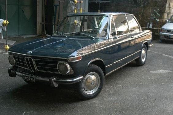 1971 BMW 1602