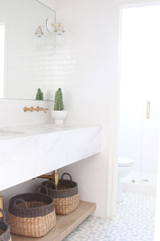 BECKI OWENS--Arboles Project Bathroom Reveal! We