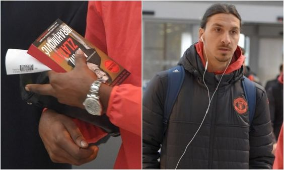 MANCHESTER UNITED starlet Timothy Fosu-Mensah was spotted tucking into Zlatan Ibrahimovics autobiography as Red Devils stars jetted out for their  Source