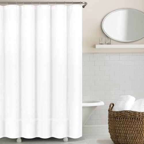 Patric 8 Piece Egyptian Quality Cotton Hand Towel Set Curtains Shower Curtain Accessories