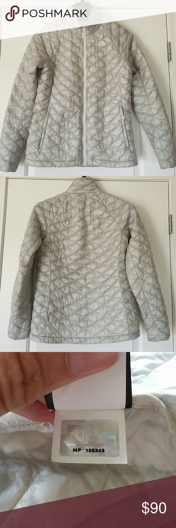 North Face Thermoball Jacket Light weight jacket. Perfect condition. Barely worn. Love it, but it's too big on me. North Face Jackets & Coats Puffers