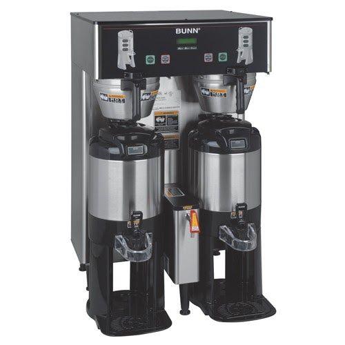 Bunn Brewwise Dual Tf Dbc Commercial Coffee Brewer Bunn 10 Cup