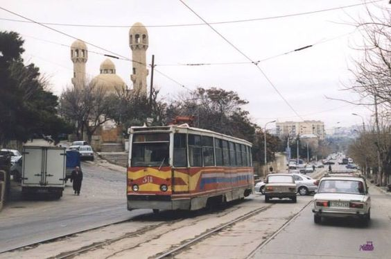 Baku 2003 Baku History Azerbaijan