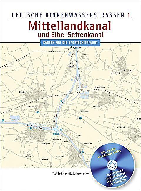 Deutsche Binnenwasserstrassen Mittellandkanal Und Elbe Seitenkanal