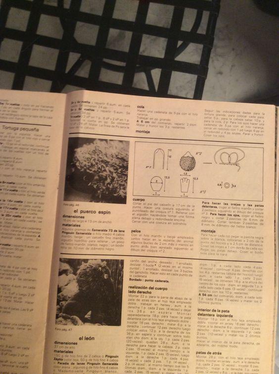 Instrucciones de las tortugas página 2/2