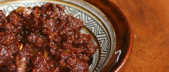 Chile con Carne (Chili with Meat) | The Latin Kitchen