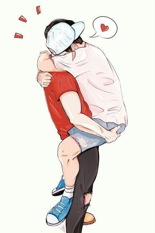 Gay illustration tumblr
