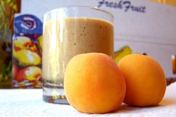 This vitamin-packed apricot smoothie is light, yet creamy. The recipe includes several options to customize it to your personal tastes.