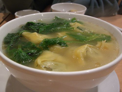 Wonton soup recipes, Wontons and Pf changs on Pinterest
