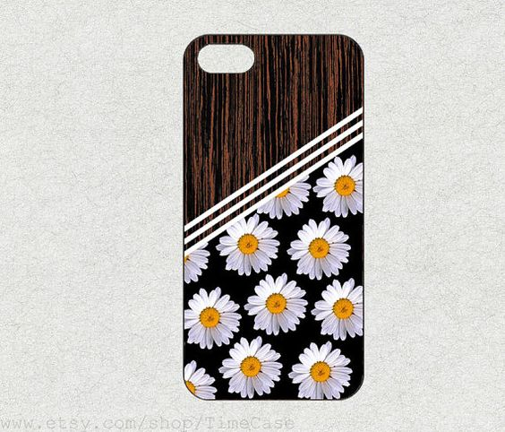 chrysanthemum and Wood for iphone 4s case iPhone 5c by TimeCase, $0.20