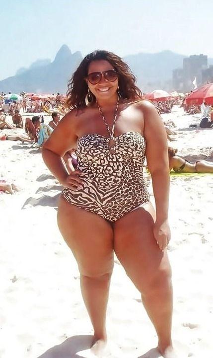 Bbws in bathing suits