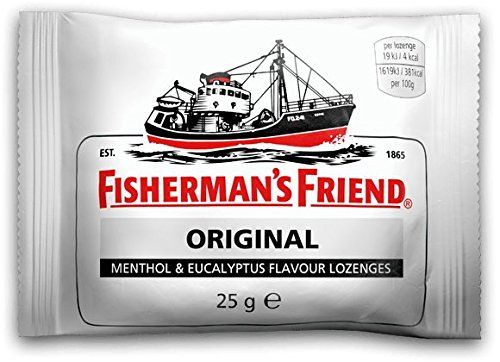 Lofthouse's Fisherman's Friend Original Extra Strong 25g - Pack of 24 [Misc.]: Amazon.co.uk: Health & Personal Care