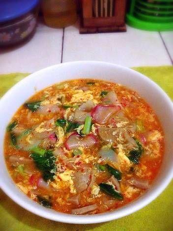 Resep Seblak Kerupuk Basah Oleh Herawati Amalia Resep Resep Masakan Masakan Makanan Pedas