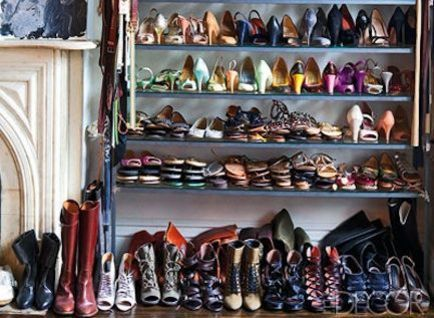 My dream shoe closet......