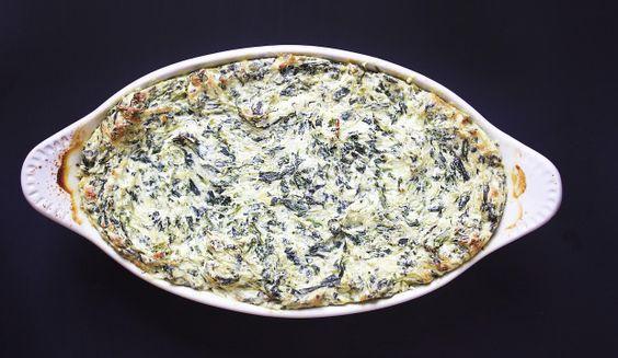 3-Cheese Spinach and Artichoke Dip: TNP Originals — The New Potato