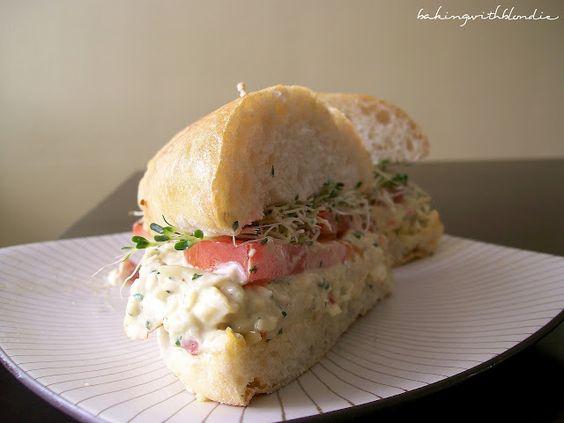 Baking with Blondie: Zupas Chicken Pesto Sandwiches - Copycat Recipe