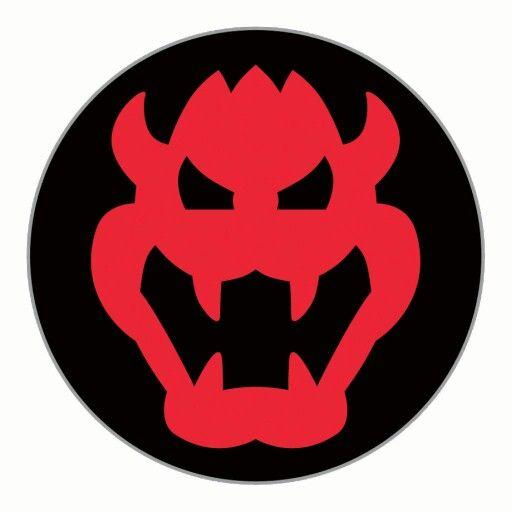 Bowser | Super Mario Bros | Pinterest