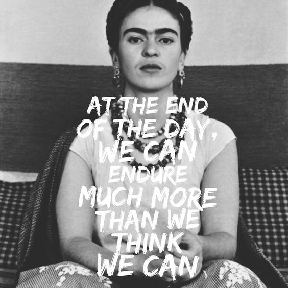 Frida Kahlo Quote: