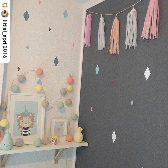 Enjoy your weekend with good moods! Lieben Dank an @littlel_april2016 für dieses hübsche Foto ihrer persönlichen good moods Lichterkette! #good__moods #lichterkette #weekend #decolove #skandinavian #living #kids #kidsroom #kidsroomdecor #2016