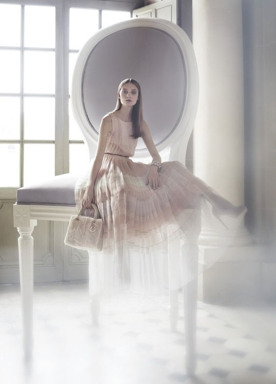 Nimue Smit by Koto Bolofo for Dior Holiday 2012