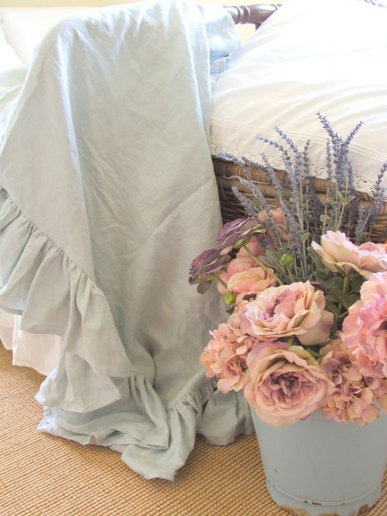 More Lavender and pink roses <3